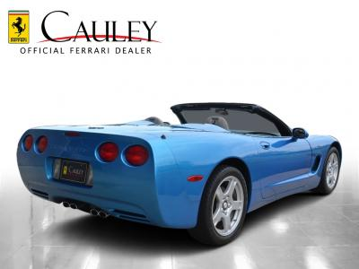 Used 1998 Chevrolet Corvette Used 1998 Chevrolet Corvette for sale Sold at Cauley Ferrari in West Bloomfield MI 6