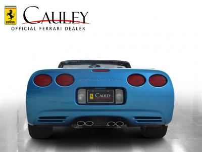 Used 1998 Chevrolet Corvette Used 1998 Chevrolet Corvette for sale Sold at Cauley Ferrari in West Bloomfield MI 7