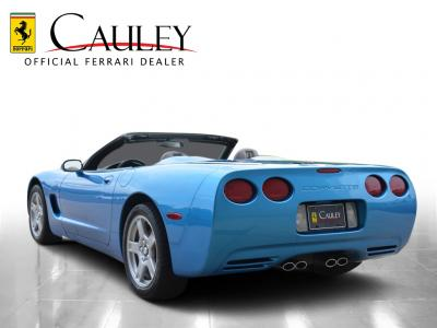 Used 1998 Chevrolet Corvette Used 1998 Chevrolet Corvette for sale Sold at Cauley Ferrari in West Bloomfield MI 8