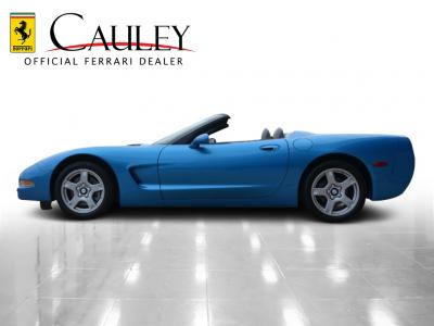 Used 1998 Chevrolet Corvette Used 1998 Chevrolet Corvette for sale Sold at Cauley Ferrari in West Bloomfield MI 9