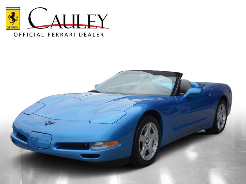 Used 1998 Chevrolet Corvette