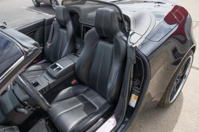 Used 2009 Aston Martin V8 Vantage Roadster Used 2009 Aston Martin V8 Vantage Roadster for sale Sold at Cauley Ferrari in West Bloomfield MI 2
