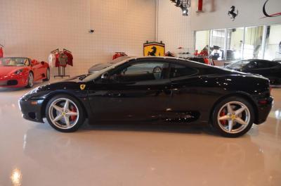 Used 2001 Ferrari 360 Modena F1 Used 2001 Ferrari 360 Modena F1 for sale Sold at Cauley Ferrari in West Bloomfield MI 11