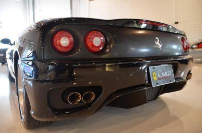 Used 2001 Ferrari 360 Modena F1 Used 2001 Ferrari 360 Modena F1 for sale Sold at Cauley Ferrari in West Bloomfield MI 20