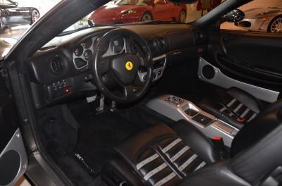 Used 2001 Ferrari 360 Modena F1 Used 2001 Ferrari 360 Modena F1 for sale Sold at Cauley Ferrari in West Bloomfield MI 28