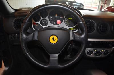 Used 2001 Ferrari 360 Modena F1 Used 2001 Ferrari 360 Modena F1 for sale Sold at Cauley Ferrari in West Bloomfield MI 35