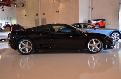 Used 2001 Ferrari 360 Modena F1 Used 2001 Ferrari 360 Modena F1 for sale Sold at Cauley Ferrari in West Bloomfield MI 7