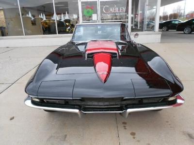 Used 1967 Chevrolet Corvette 427 Stingray Used 1967 Chevrolet Corvette 427 Stingray for sale Sold at Cauley Ferrari in West Bloomfield MI 13