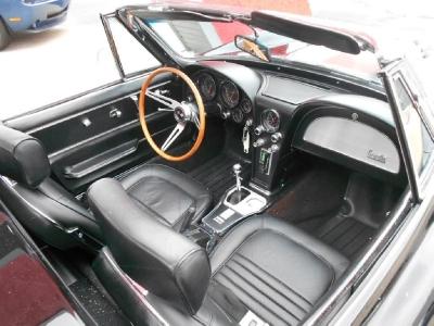 Used 1967 Chevrolet Corvette 427 Stingray Used 1967 Chevrolet Corvette 427 Stingray for sale Sold at Cauley Ferrari in West Bloomfield MI 24