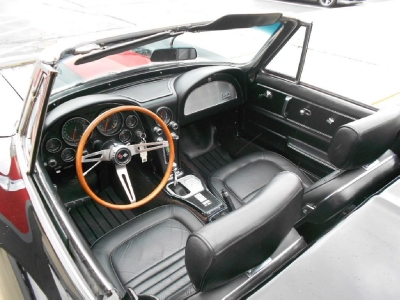 Used 1967 Chevrolet Corvette 427 Stingray Used 1967 Chevrolet Corvette 427 Stingray for sale Sold at Cauley Ferrari in West Bloomfield MI 30