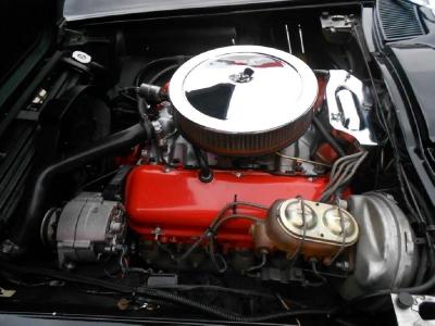 Used 1967 Chevrolet Corvette 427 Stingray Used 1967 Chevrolet Corvette 427 Stingray for sale Sold at Cauley Ferrari in West Bloomfield MI 8