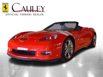 Used 2011 Chevrolet Corvette Z16 Grand Sport Used 2011 Chevrolet Corvette Z16 Grand Sport for sale Sold at Cauley Ferrari in West Bloomfield MI 10