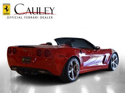 Used 2011 Chevrolet Corvette Z16 Grand Sport Used 2011 Chevrolet Corvette Z16 Grand Sport for sale Sold at Cauley Ferrari in West Bloomfield MI 6