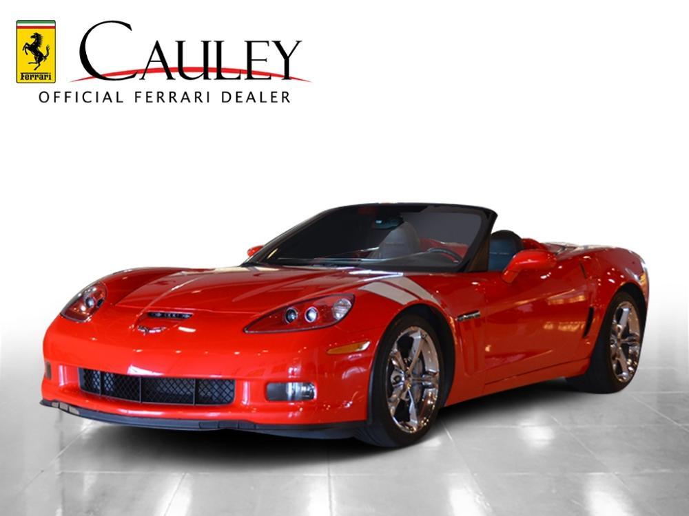 Used 2011 Chevrolet Corvette Z16 Grand Sport