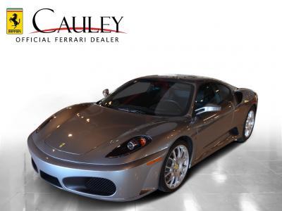 Used 2006 Ferrari F430 F1 Coupe Used 2006 Ferrari F430 F1 Coupe for sale Sold at Cauley Ferrari in West Bloomfield MI 10