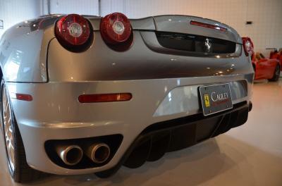 Used 2006 Ferrari F430 F1 Coupe Used 2006 Ferrari F430 F1 Coupe for sale Sold at Cauley Ferrari in West Bloomfield MI 18