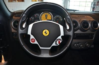 Used 2006 Ferrari F430 F1 Coupe Used 2006 Ferrari F430 F1 Coupe for sale Sold at Cauley Ferrari in West Bloomfield MI 32