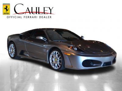 Used 2006 Ferrari F430 F1 Coupe Used 2006 Ferrari F430 F1 Coupe for sale Sold at Cauley Ferrari in West Bloomfield MI 4