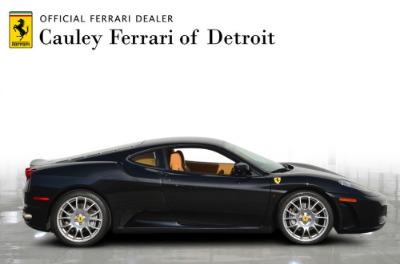 Used 2007 Ferrari F430 F1 Coupe Used 2007 Ferrari F430 F1 Coupe for sale $114,900 at Cauley Ferrari in West Bloomfield MI 5