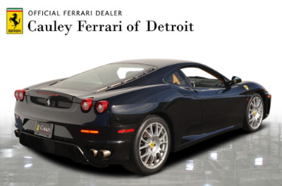 Used 2007 Ferrari F430 F1 Coupe Used 2007 Ferrari F430 F1 Coupe for sale $114,900 at Cauley Ferrari in West Bloomfield MI 6