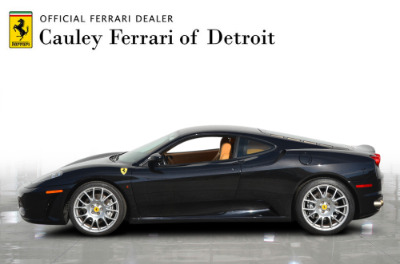 Used 2007 Ferrari F430 F1 Coupe Used 2007 Ferrari F430 F1 Coupe for sale $114,900 at Cauley Ferrari in West Bloomfield MI 9