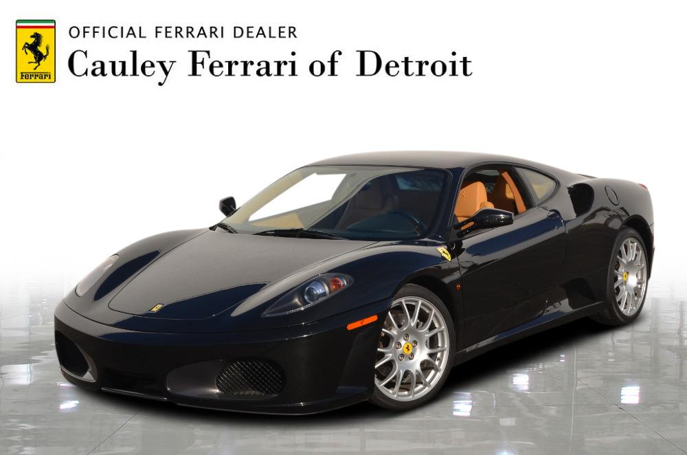 Used 2007 Ferrari F430 F1 Coupe
