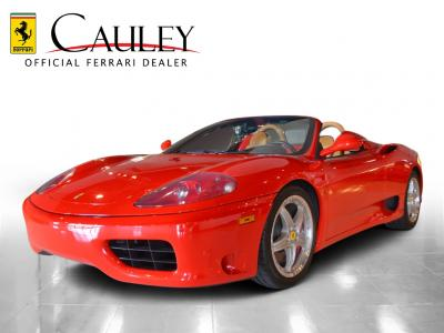 Used 2003 Ferrari 360 Spider F1 Used 2003 Ferrari 360 Spider F1 for sale Sold at Cauley Ferrari in West Bloomfield MI 10