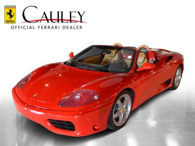Used 2003 Ferrari 360 Spider F1 Used 2003 Ferrari 360 Spider F1 for sale Sold at Cauley Ferrari in West Bloomfield MI 11