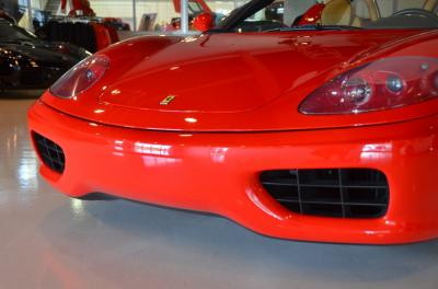 Used 2003 Ferrari 360 Spider F1 Used 2003 Ferrari 360 Spider F1 for sale Sold at Cauley Ferrari in West Bloomfield MI 12