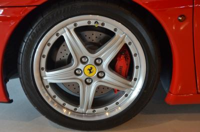Used 2003 Ferrari 360 Spider F1 Used 2003 Ferrari 360 Spider F1 for sale Sold at Cauley Ferrari in West Bloomfield MI 14
