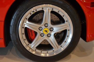 Used 2003 Ferrari 360 Spider F1 Used 2003 Ferrari 360 Spider F1 for sale Sold at Cauley Ferrari in West Bloomfield MI 16