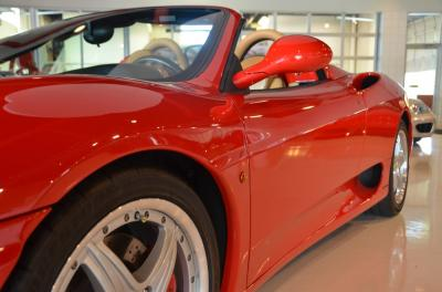 Used 2003 Ferrari 360 Spider F1 Used 2003 Ferrari 360 Spider F1 for sale Sold at Cauley Ferrari in West Bloomfield MI 19