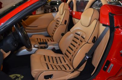 Used 2003 Ferrari 360 Spider F1 Used 2003 Ferrari 360 Spider F1 for sale Sold at Cauley Ferrari in West Bloomfield MI 2