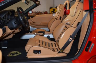 Used 2003 Ferrari 360 Spider F1 Used 2003 Ferrari 360 Spider F1 for sale Sold at Cauley Ferrari in West Bloomfield MI 22