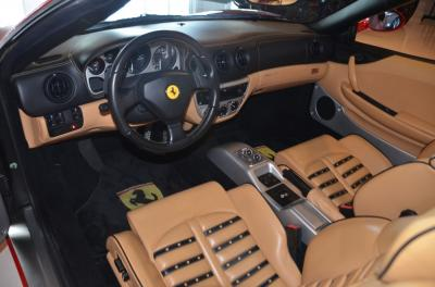 Used 2003 Ferrari 360 Spider F1 Used 2003 Ferrari 360 Spider F1 for sale Sold at Cauley Ferrari in West Bloomfield MI 25