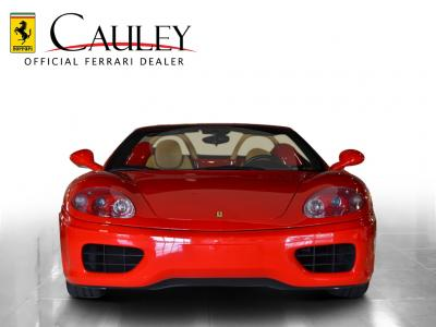 Used 2003 Ferrari 360 Spider F1 Used 2003 Ferrari 360 Spider F1 for sale Sold at Cauley Ferrari in West Bloomfield MI 3
