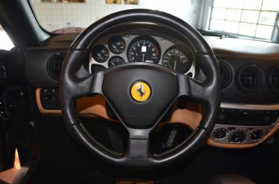 Used 2003 Ferrari 360 Spider F1 Used 2003 Ferrari 360 Spider F1 for sale Sold at Cauley Ferrari in West Bloomfield MI 33