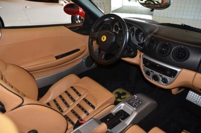 Used 2003 Ferrari 360 Spider F1 Used 2003 Ferrari 360 Spider F1 for sale Sold at Cauley Ferrari in West Bloomfield MI 40
