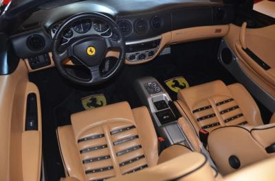Used 2003 Ferrari 360 Spider F1 Used 2003 Ferrari 360 Spider F1 for sale Sold at Cauley Ferrari in West Bloomfield MI 41