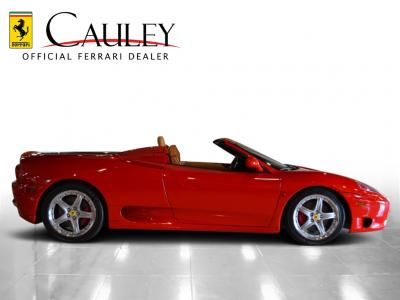 Used 2003 Ferrari 360 Spider F1 Used 2003 Ferrari 360 Spider F1 for sale Sold at Cauley Ferrari in West Bloomfield MI 5