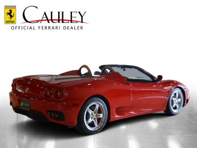 Used 2003 Ferrari 360 Spider F1 Used 2003 Ferrari 360 Spider F1 for sale Sold at Cauley Ferrari in West Bloomfield MI 6