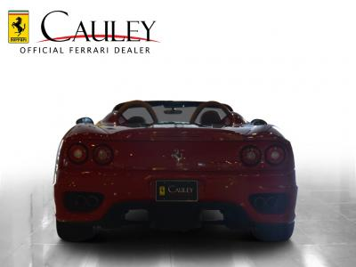 Used 2003 Ferrari 360 Spider F1 Used 2003 Ferrari 360 Spider F1 for sale Sold at Cauley Ferrari in West Bloomfield MI 7