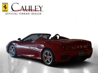 Used 2003 Ferrari 360 Spider F1 Used 2003 Ferrari 360 Spider F1 for sale Sold at Cauley Ferrari in West Bloomfield MI 8