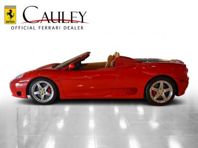 Used 2003 Ferrari 360 Spider F1 Used 2003 Ferrari 360 Spider F1 for sale Sold at Cauley Ferrari in West Bloomfield MI 9