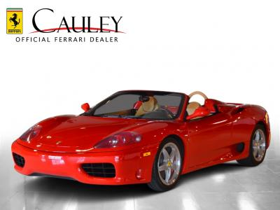 Used 2003 Ferrari 360 Spider F1 Used 2003 Ferrari 360 Spider F1 for sale Sold at Cauley Ferrari in West Bloomfield MI 1