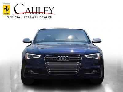 Used 2013 Audi S5 3.0T Quattro Prestige Used 2013 Audi S5 3.0T Quattro Prestige for sale Sold at Cauley Ferrari in West Bloomfield MI 3