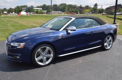 Used 2013 Audi S5 3.0T Quattro Prestige Used 2013 Audi S5 3.0T Quattro Prestige for sale Sold at Cauley Ferrari in West Bloomfield MI 42