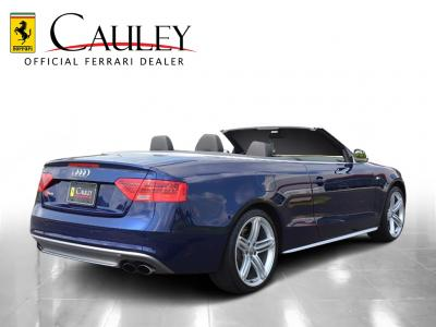 Used 2013 Audi S5 3.0T Quattro Prestige Used 2013 Audi S5 3.0T Quattro Prestige for sale Sold at Cauley Ferrari in West Bloomfield MI 6
