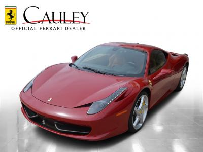 Used 2011 Ferrari 458 Italia Used 2011 Ferrari 458 Italia for sale Sold at Cauley Ferrari in West Bloomfield MI 10