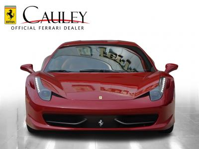 Used 2011 Ferrari 458 Italia Used 2011 Ferrari 458 Italia for sale Sold at Cauley Ferrari in West Bloomfield MI 3